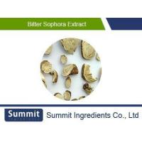 Quality Bitter Sophora Root Extract 5:1, Radix Flavescentis Extract, Shrubby Sophora Extract for sale
