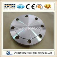 China Class600 blind pipe flange dimensions on sale