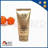 30ml High Quality Personal Care Cosmetic LDPE Tube For BB Cream With Flip Cap