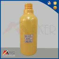 Quality Empty Shampoo Lotion Plastic Bottles For Sale for sale