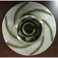 Quality stamping and welding Stainless steel impeller for sale