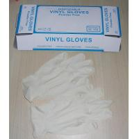 HPV602 disposable vinyl glove