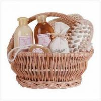 Quality Ginger Therapy Bath & Body Gift Basket for sale