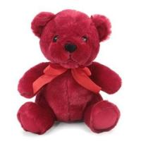 China Red Teddy Bear 6 Inch Rainbow Bear by First and Main on sale