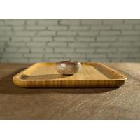 Quality Bamboo Snack Tray for sale