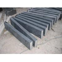 Quality Blue Stone Limestone Kerbstone Curbstone For Pathway Driving Road for sale