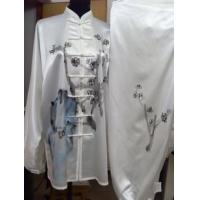 Quality Martial Arts Uniforms wushu suit with hand painted patterns 2012822174947 for sale