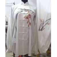 Quality Martial Arts Uniforms kungfu suit with hand painted patterns 2012822171925 for sale