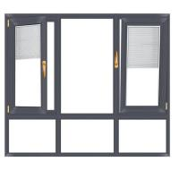 Quality Color Steel Fixed Window for sale