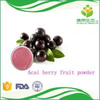 Quality High Quality Organic Acai Berry Fruit Juice Powder Good for Eyesight and Good for Health for sale
