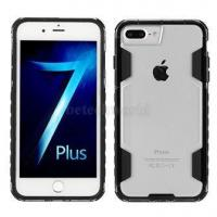 Quality iPhone 7 Plus Upscale TPU+PC Frame 2-in-1 Snazzy Design Cell Phone Case For iPhone for sale