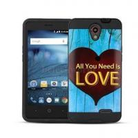 Quality ZTE N9132 Hybrid Armor Phone Cover Customization Toughest Smartphone Case For ZTE for sale