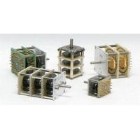 Quality Subminiature and Open Frame Rotary Switches for sale