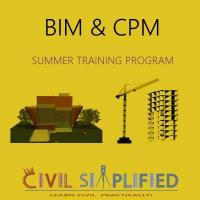 Quality Summer Training in Civil Engineering-Building Information Modeling & Construction Project Management for sale