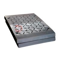high manganese steel jaw plate of jaw crusher jaw plate for metal-scraps shredder