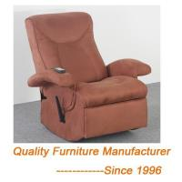 Functional Sofa 8 Points Vibrator Massage Rocking Recliner Chairs
