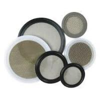China 100mesh Screen Gasket,SS316L PTFE Gasket, TC-Clamp Gasket Tri-Clamp 1',1.5',2'3',4' on sale