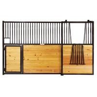 """Quality Featured Elite"""" Horizontal Horse Stall with Lazy Susan Door for sale"""