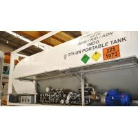 Quality LNG, LIN, LOX, LAR ISO Tank Container for sale