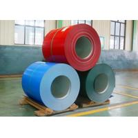 China PPGI PPGL Color Coated Steel Coil Steel Sheet For Roofing Sheet on sale