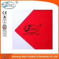 Quality 100% cotton twill fabric with flame retardant material for sale