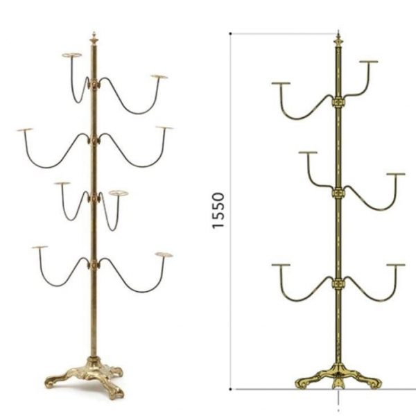 Buy Talian Style Leg Hat Stand Unique Coat Racks,coat Racks for Sale at wholesale prices