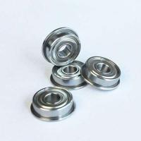 Miniature flanged ball bearing miniature flanged ball for Red wing ball bearing ac motor