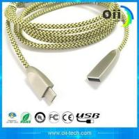 Quality 2016 High quality Braided USB Cable cable for iPhone for sale