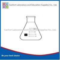 Quality Laboratory glassware LG008ERLENMEYER FLASKS, narrow mouth, boro 3.3 for sale