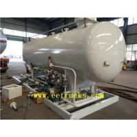 Quality 10 CBM 5 MT Skid Mounted LPG Tanks for sale