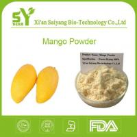 China Organic Freeze Dried Mango Juice Powder on sale