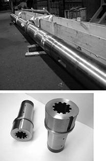 Buy SHEFFIELD #20 TGP  (4140/50 mod.) Heat Treated, TGP Alloy Shafting at wholesale prices