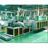 Buy cheap UM net-belt type gas carburizing and nitriding furnace production line from wholesalers