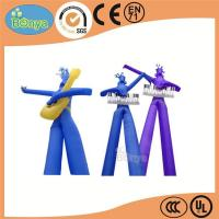 China New fast delivery 2 legs inflatable air dancer on sale