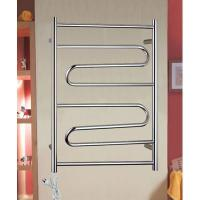 China Designer Stainless Steel Electric Towel Rail on sale