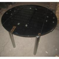 Quality Round Glass Dining Table Set (7) DT013 for sale