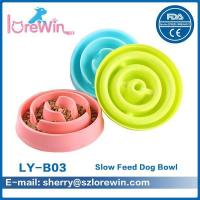 Quality Slow Eating Dog Bowls for sale