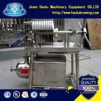 Quality Plate and frame filter for sale