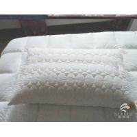 Quality 100% Cotton Hotel Luxury Quilted Pillow Case for sale