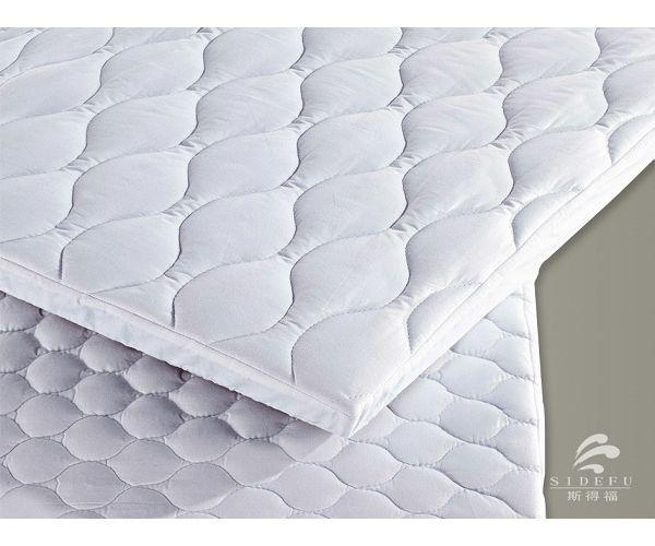 Buy Bed Linen Star Hotel High Quality Polyester Fiber Quilted Mattress Protector at wholesale prices