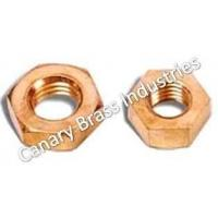 Quality Brass Hex Nut for sale