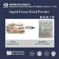 Quality Factory Supply Natural Freeze Dried Squid Powder without aditive for sale