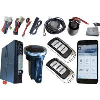 Quality GSM Car Alarm System 688GM for sale