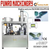 Buy cheap Pharmaceutical Machine, Tablet Filling on Capsule, Automatic Capsule Filling Machine from wholesalers