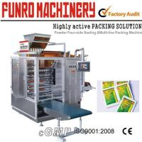 Buy cheap Powder Packaging Machine, Four Side Seal Bag (FRDO-F900E) from wholesalers