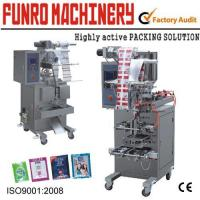 Buy cheap Frs-100 Liquid Packing Machine, Liquid Bag Forming Filling Sealing Machine, Full Line of Liquid Fill from wholesalers