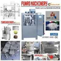 Buy cheap Njp-2000 Automatic Hard Capsule Filling Machine China Manufacturer from wholesalers