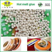 Quality Furniture / Woodworking Edge Banding Hot Melt Glue Adhesive Strong Binding Strength for sale