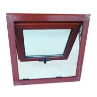 China Wooden grain aluminum awnings for sale on sale