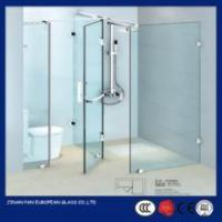 Quality High quality Shower Room Glass Door/Shower Cabin/tempered glass bathroom door Price accordion for sale